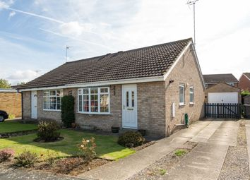 Thumbnail 2 bed bungalow for sale in Thorncroft, Dunnington, York