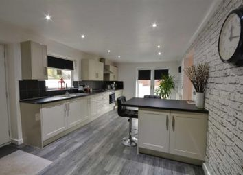 Thumbnail 4 bed semi-detached bungalow for sale in Church Street, Brotherton, Knottingley