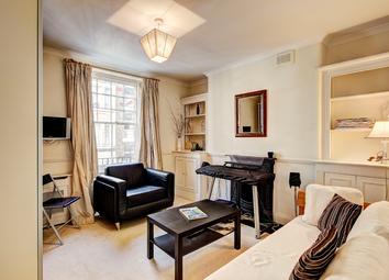 Thumbnail 1 bedroom flat to rent in Walton Street, London