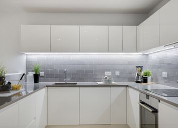 Thumbnail 3 bed flat for sale in 5 Starboard Way, Traders' Quarter At Royal Wharf, London