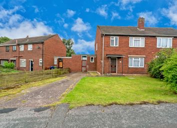 Thumbnail 3 bed semi-detached house for sale in Mosswood Street, Cannock