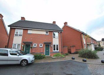 Thumbnail 3 bedroom semi-detached house for sale in Norton Farm Road, Henbury, Bristol
