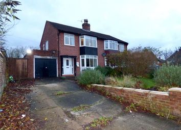 Thumbnail 3 bed semi-detached house for sale in St. James Road, Carlisle, Cumbria