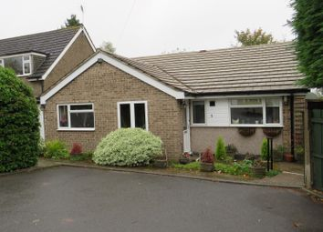 Thumbnail 3 bed bungalow for sale in The Paddock, Ockbrook, Derby, Derbyshire