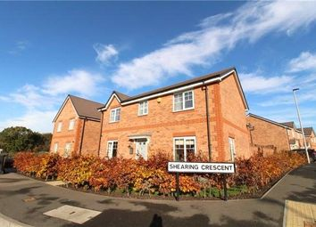Thumbnail 4 bed detached house for sale in Shearing Crescent, Weddington, Nuneaton, Warwickshire