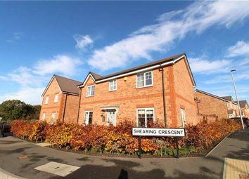 4 bed detached house for sale in Shearing Crescent, Weddington, Nuneaton, Warwickshire CV10