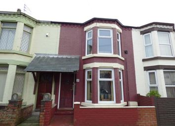 Thumbnail 3 bedroom terraced house for sale in Chelsea Road, Litherland, Liverpool, Merseyside