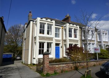 Thumbnail 6 bed semi-detached house for sale in Carvoza Road, Truro