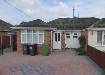Thumbnail Semi-detached bungalow for sale in Cemetery Road, Houghton Regis, Dunstable