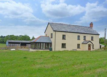 Thumbnail 5 bed detached house for sale in Chilsworthy, Holsworthy