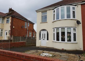 Thumbnail 3 bedroom semi-detached house to rent in Montpelier Avenue, Bispham, Blackpool