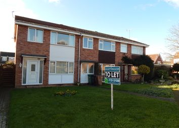Thumbnail 3 bed end terrace house to rent in River Close, Abingdon