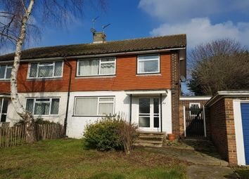 Thumbnail 4 bed semi-detached house to rent in The Paddock, Spring Lane, Canterbury