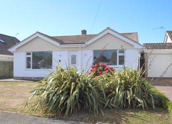 Thumbnail 3 bed detached bungalow for sale in Bure Haven Drive, Mudeford