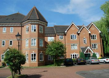 Thumbnail 2 bed flat to rent in Chesswood Court, Bury Lane, Rickmansworth