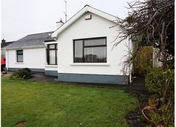 Thumbnail 3 bed detached bungalow for sale in Duneany Road, Ballymena