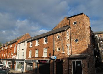 Thumbnail 2 bed flat for sale in Chestergate, Macclesfield
