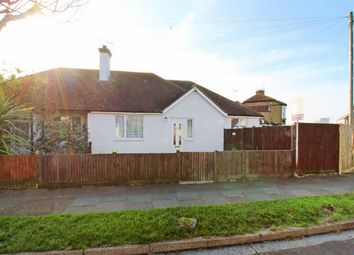 Thumbnail 2 bed terraced bungalow for sale in Central Avenue, Herne Bay, Kent