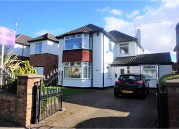 Thumbnail 4 bed detached house for sale in Booker Avenue, Liverpool