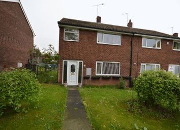 Thumbnail 3 bedroom end terrace house to rent in Crummock Place, Knottingley