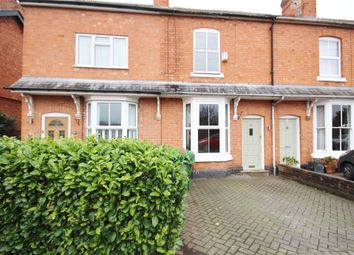 Thumbnail 3 bed terraced house to rent in Wellington Road, Bromsgrove, Worcestershire