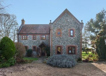 Thumbnail 4 bed detached house for sale in Tatterford, Fakenham
