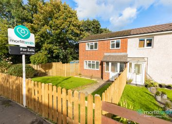 Thumbnail 3 bed town house for sale in Morehall View, Wharncliffe Side, Sheffield