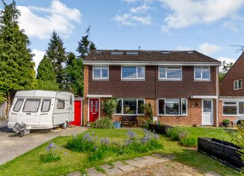 Thumbnail 5 bed semi-detached house for sale in Rowan Way, Horsham, West Sussex