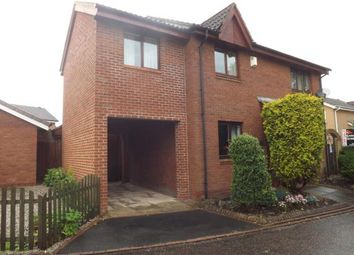 Thumbnail 3 bed detached house for sale in Wrexham Close, Callands, Warrington, Cheshire