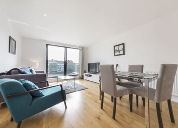 Thumbnail 3 bed flat to rent in Euler Court, 4 Axio Way, London
