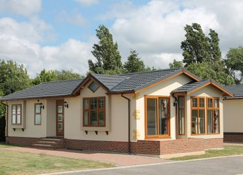 Thumbnail 2 bed mobile/park home for sale in Three Counties Park, Upper Pendock, Malvern