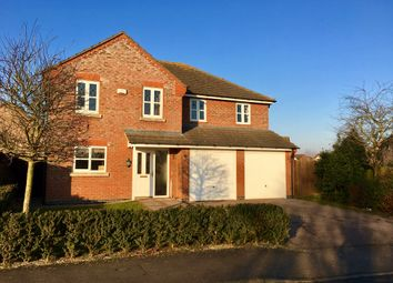 Thumbnail 5 bed detached house for sale in King Johns Road, Swineshead, Boston