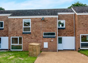 Thumbnail 3 bed terraced house for sale in Radcliffe Road, Raf Lakenheath, Brandon