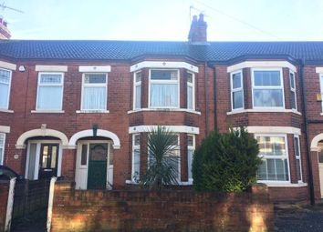 Thumbnail 3 bedroom terraced house for sale in Savery Street, Hull