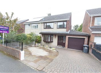 Thumbnail 3 bed semi-detached house for sale in Woodlands View, Barnsley