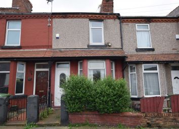Thumbnail 2 bed terraced house for sale in Elmswood Road, Tranmere, Birkenhead