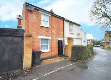 Thumbnail 2 bed semi-detached house to rent in Lime Kiln Road, Canterbury