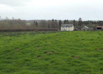 Thumbnail Land for sale in Land At Ridgemount Fields, Newbridge-On-Usk