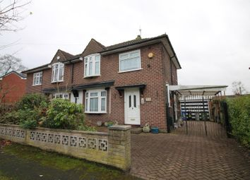 Thumbnail 3 bed semi-detached house for sale in Snowden Avenue, Urmston, Manchester