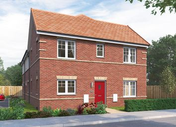 "Thumbnail 3 bed end terrace house for sale in ""The Stourbridge"" at Harrowgate Lane, Stockton-On-Tees"
