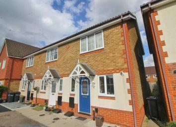 Thumbnail 2 bedroom semi-detached house for sale in Dairyglen Avenue, Cheshunt, Waltham Cross