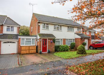 Thumbnail 3 bed semi-detached house for sale in Bynghams, Harlow