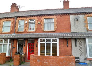 2 bed terraced house for sale in Stafford View New Street, Rhosllanerchrugog, Wrexham LL14