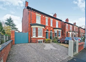 Thumbnail 4 bedroom semi-detached house for sale in Woodsmoor Lane, Woodsmoor