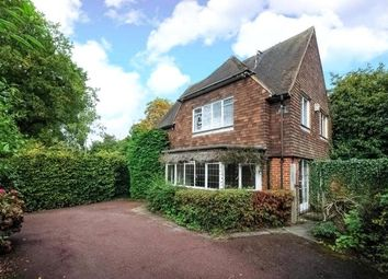 Thumbnail 3 bed detached house for sale in Green Lane, Northwood, Middlesex
