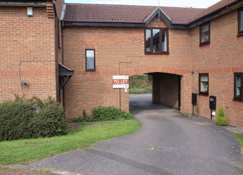 Thumbnail 1 bed flat to rent in Cardinal Hinsley Close, Newark