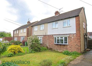 3 bed semi-detached house for sale in Salisbury Crescent, Cheshunt, Waltham Cross EN8