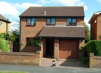 Thumbnail 4 bed detached house to rent in Highfield Road, Tring