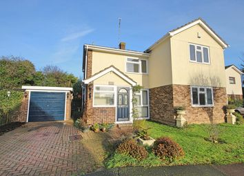 Thumbnail 4 bed detached house for sale in Beech Rise, Hatfield Peverel, Chelmsford