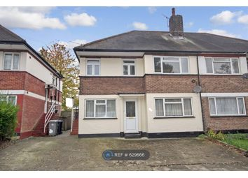 Thumbnail 2 bed maisonette to rent in Milford Gardens, Wembley